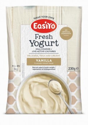 Easiyo Vanilla Yogurt Base