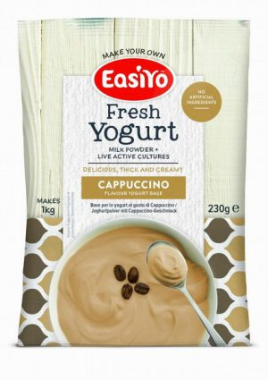 Easiyo Cappuccino Yogurt Base 230g NEW